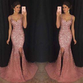 1d2cd9b52cb8 Vestidos de damas de honor Generic - Compra online a los mejores ...