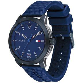 32ab9e9de9d3 Reloj Tommy Hilfiger 1791621 Azul Hombre