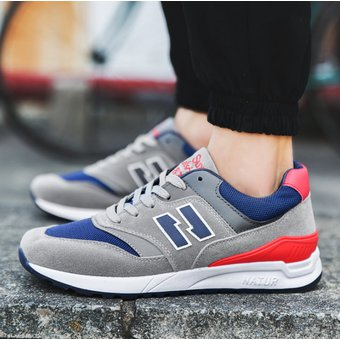 4117a2f1b2409 Compra Zapatos Deportivos Para Hombres Zapatillas De Correr online ...