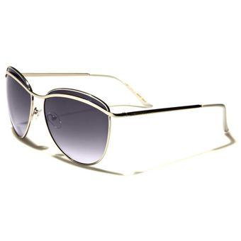 f90ca50062 Gafas De Sol Filtro Uv 400 Lentes Clasicos Mujer rom96003b Blanco