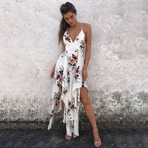 Modelos de vestidos de verano mujer