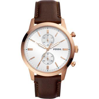 f05212cea869 Compra Reloj Fossil Townsman Fs5468 para Hombre-Negro online