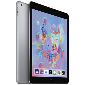 36be1a5fc45 iPad 9.7 pulgadas Wi-Fi de 128 GB Gris espacial MR7J2CL/A Apple