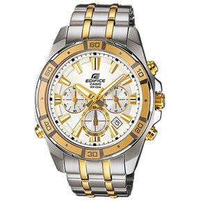 3eb838b9229c Reloj CASIO-EDIFICE EFR-534SG-7AV Plateado Masculino