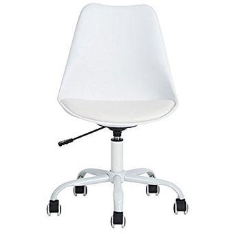Oficina Secretarial ModBlock Silla Blanco Para vNO80wmn