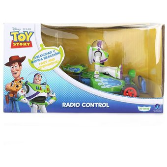 Compra Carro Toy Story Radio Control-Multicolor online  f11aa166a60
