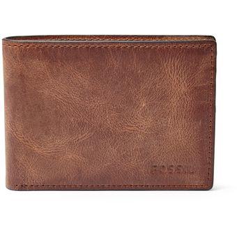 79e27277a Agotado Para Hombre Fossil Bifold Ml3709200 Billetera Front Derrick Pocket  eD2WHE9IY