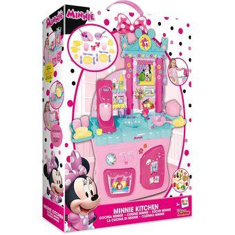 Compra Juguete Cocina Infantil Para Nina Minnie Mouse Con Accesorios