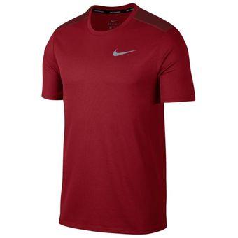 0cba510a33 Compra Camisa Deportiva Hombre Nike Dry Miler Top-Rojo online ...