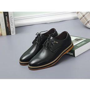 76cbad48dc2 Negocios De Tamaño Grande Moda Hombre Invierno Verano Boda Suave Oficina Cuero  Zapatos Hombres De Marca