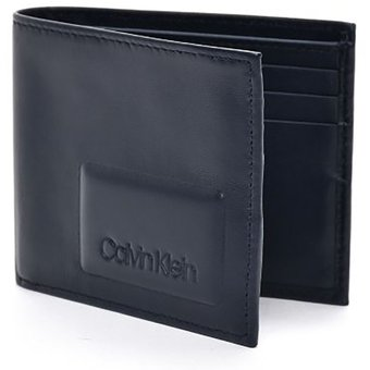 3b86ebba7 Compra Billetera para Hombre Calvin Klein Task Force Slim-Gris ...