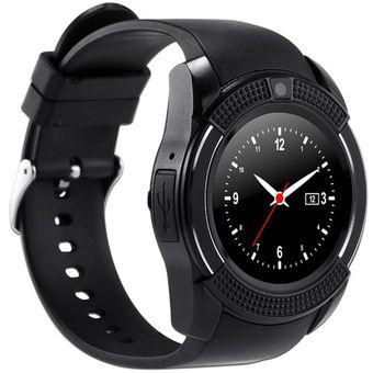 SmartWatch SW2 Stylos STASMX2 de 1.1″ Touch con sincronización a SMS,  llamadas,  alarma,  calendario,  MP3,  Color Negro.