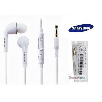 Audífonos Samsung Manos Libres Galaxy S3, S4, Note 4, 3, 2