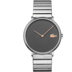 b20977668315 Reloj Análogo Marca Lacoste Modelo  2010954 Color Plata Para Caballero