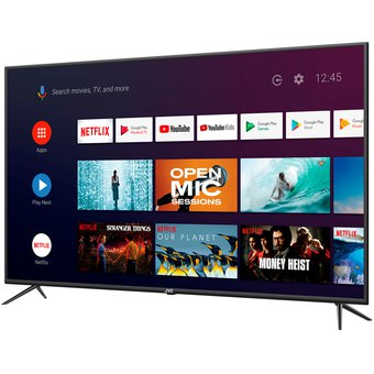 "Tv LED JVC 60"" Ultrahd 4K Android Tv Bt HDR"