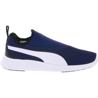 0b854f61e999d Agotado Tenis Puma St Trainer Evo V2 Slip On Azul Originales Hombre 363741  03