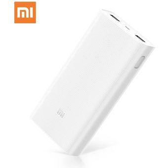 ee73f2679b8 Xiaomi Cargador Portátil Mi Power Bank 20,000 2C MAh