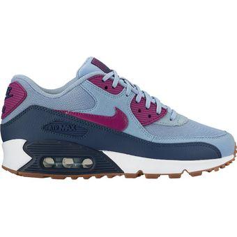 huge discount e2c5e f0ee0 Agotado Tenis Deportivos Mujer Nike Wmns Air Max 90 Essential-Blanco