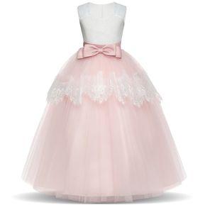 Vestido De Novia De La Muchacha Vestido De Los Niños Ropa 6f84f5dd9f7a