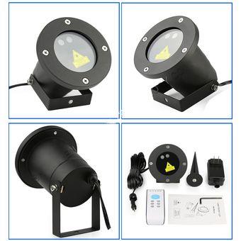 29010ec799e Compra Láser Luz De La Navidad Estrellas Proyector E-Thinker online ...