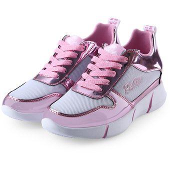 b5697b99fd5 Compra Zapatos Deportivos Para Mujeres Altura Aumento-Rosado online ...