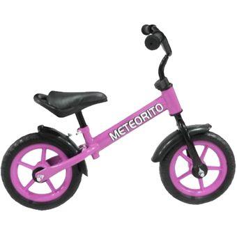 84153cf19 Compra Bicicleta Infantil Sin Pedal Equilibrio Aprendizaje - Rosado ...