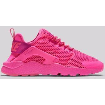 nike air huarache mujer rosa