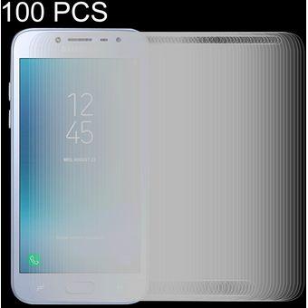 fbd38aa523f 100 PCS Para Samsung Galaxy J2 PRO (2018) 0.26mm 9h Dureza Superficial 2.5