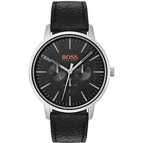 3e9c8ecdc099 Reloj Análogo Marca Hugo Boss Modelo  1550065 Color Negro Para Caballero