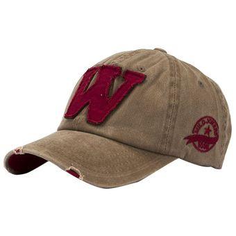 Agotado La moda Primavera Verano gorras de béisbol de tamaño ajustable  Patchwork Deporte Sombreros Cafe 50923caf504