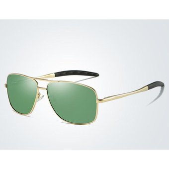 0d8af80afc Compra Nuevos Hombres Y Mujeres Gafas De Sol Polarizadas-verde ...