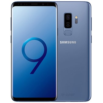 Samsung Galaxy S9+ 6+128GB Dual Sim Azul
