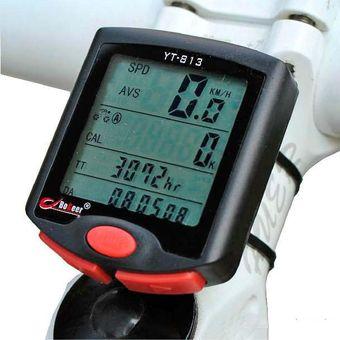 a138a652f28d Agotado Velocimetro Bicicleta Digital 24 Funciones Odometro Cronometro