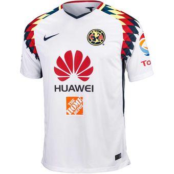 Compra Jersey Nike Águilas Del América Visitante Hombre - Blanco ... eb1eeff76a77c