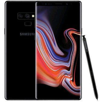 Smartphone Samsung Galaxy Note9 N960F 6+128GB Single Sim Negro