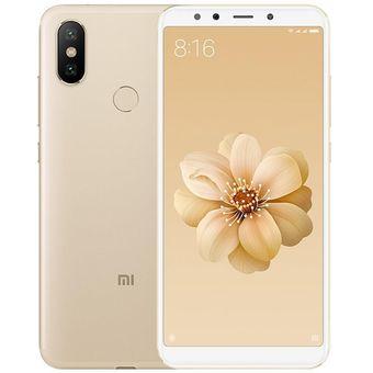 Xiaomi Mi A2 64GB - Dorado teléfono smartphone linio smartphones 2019