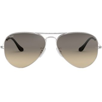 ddff15c9700e4 Compra Ray Ban Aviator 3025 003 32 Gris Gris Degrade Gafas De Sol ...