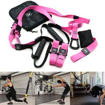 Ghs Gel Levantamiento De Pesas Guantes De Construcción Body Gym Correa de cuero flexible de entrenamiento rosa