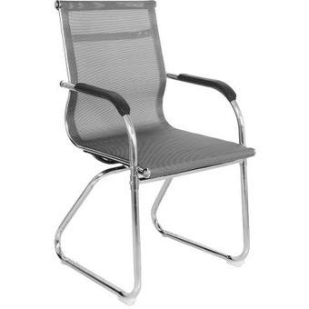 Compra sillas de oficina fijas ergon micas negro y gris for Sillas de oficina peru