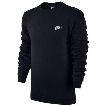 cba86ba71f1ed Compra Nike - Polera Para Hombre NIKE CLUB FLEECE CREW online ...
