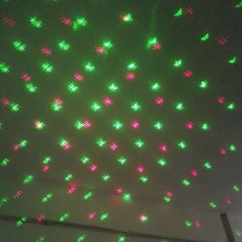 00960437f66 Luz Láser Proyector De Proyección Exterior De Navidad Paisaje De Césped Luz  LED