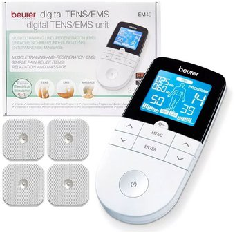 Electroestimulador Digital Beurer Dolor 3 En 1 EM49