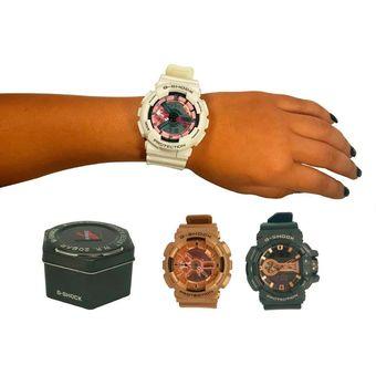 8529b2f72548 Compra Reloj Casio G-Shock Dama Envío sujeto a Disponibilidad online ...