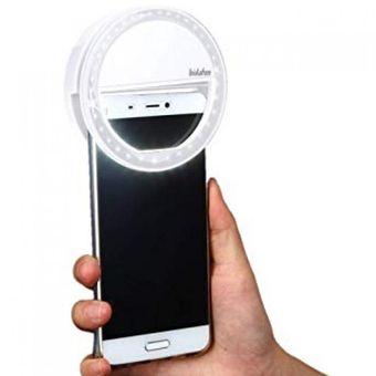 Flash Selfie Led Anillo Anular Rk-14 Celular Recargable Usb