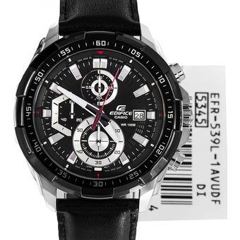 02ded8d28b67 Compra Reloj Casio Edifice EFR-539L-1AV Analógico Hombre - Negro ...
