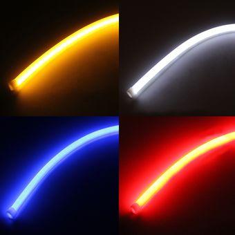 8a418fab53a Agotado EW Navidad 2pcs 12v 30CM Lágrimas Cinta Monovuelta Luces LED-Blanco