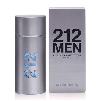 Herrera De 100 Men Perfume Caballero Eau Para Carolina 212 Ml Toilette vn0wyN8PmO