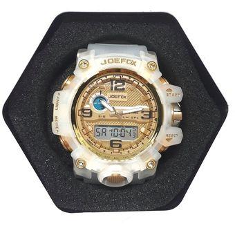 captura precio bajo estilos frescos Reloj Hombre Marca Joefox Sumergible Pulso Transparente 1523L