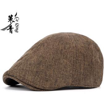 Compra Sombrero De La Boina De Unisexo Gorras Adelantes online ... 7c43b42a90e