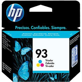 Cartucho HP 93-Tricolor